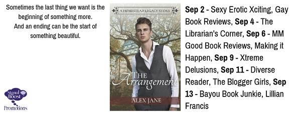 Alex Jane - The Arrangement TourGraphic-80