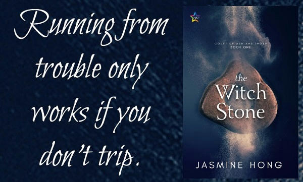 Jasmine Hong - The Witch Stone Graphic