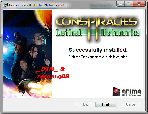 Conspiracies 2 Lethal Networks [2011] PC Full
