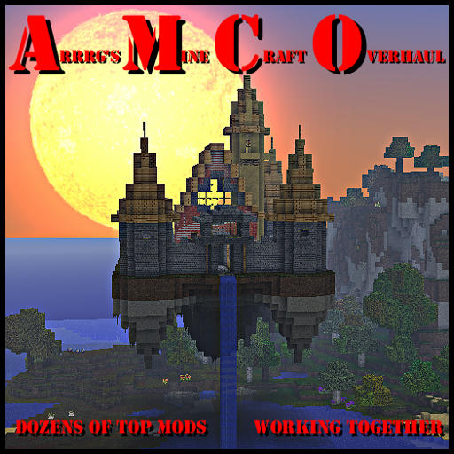 1 5 2] AMCO: About 150 of the best mods all working together